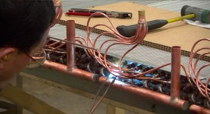 Refrigeration instalation service